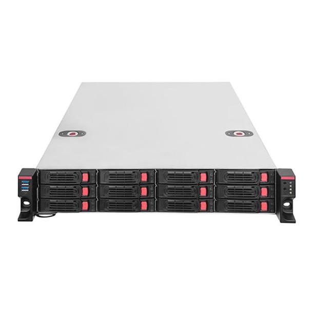 SilverStone RM22-312 2U 12-Bay Rackmount Server Case Main Product Image