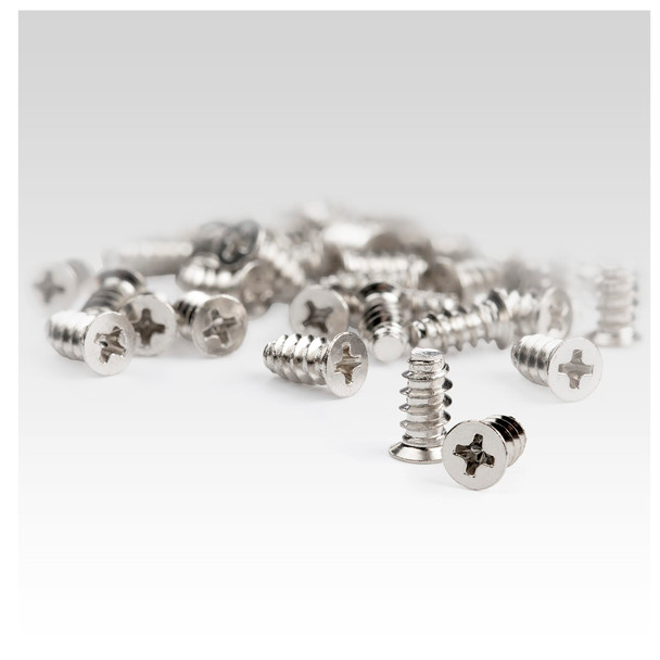 StarTech 50-Pack M5 Screws - 10mm Long Computer/PC Case Fan Screws - Self-Tapping Computer Case Product Image 3