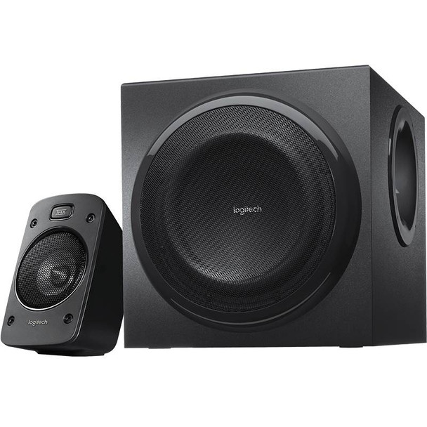 Logitech Z906 THX 5.1 Speaker System Product Image 2