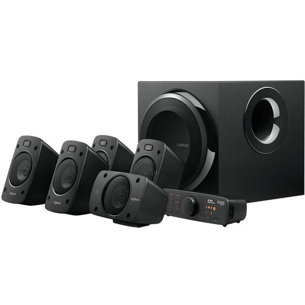 Logitech Z906 THX 5.1 Speaker System Product Image 3