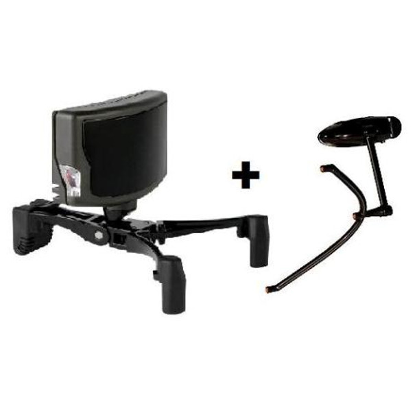 Product image for TrackIR 5 Ultra - w/both the TrackIR 5 (inc Vector) and TrackClip Pro   AusPCMarket Australia