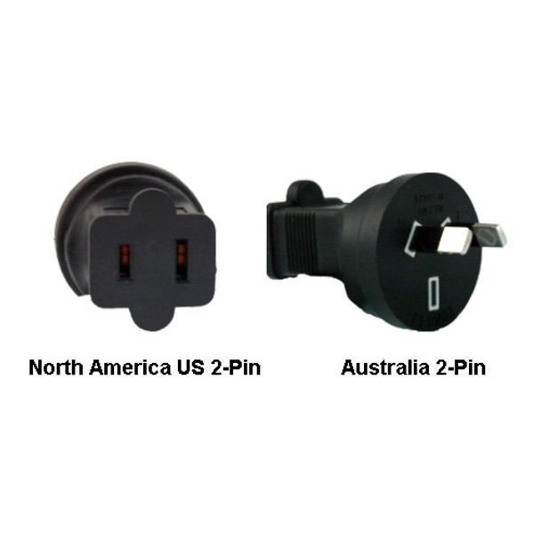 Product image for North America US to Australia Power Adapter Plug | AusPCMarket Australia