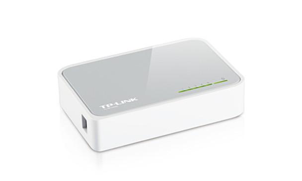 TP-Link TL-SF1005D 5-Port 10/100Mbps Desktop Switch Product Image 2