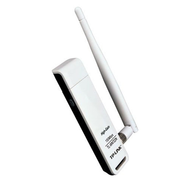 Product image for TP-Link TL-WN722N 150M Lite-N High Gain Wireless USB | AusPCMarket Australia