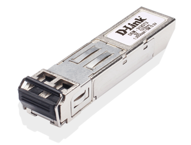 D-Link DEM-312GT2 1000BaseLX SFP (Mini-GBIC) Module - Multimode 2km