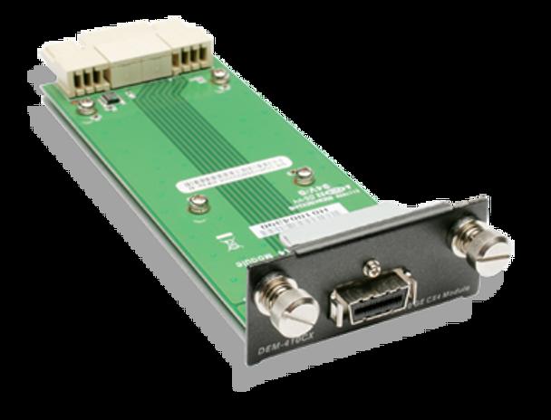Product image for D-Link  DEM-410CX  in1-Port 10-Gigabit CX4 Module for DGS-3400 | AusPCMarket Australia
