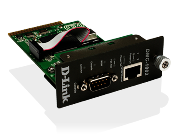 Image for D-Link Dmc-1002 SNMP Management Module for DMC-1000 Chassis System