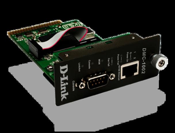 Product image for D-Link Dmc-1002 SNMP Management Module for DMC-1000 Chassis System | AusPCMarket Australia