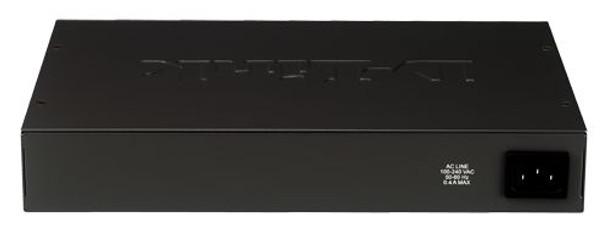 D-Link DGS-1016D 16-Port Gigabit Unmanaged Switch - Durable Metal Housing Product Image 3
