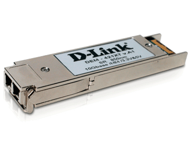 Image for D-Link DEM-421XT High Performance 850nm Multimode 10GBASE-SR XFP