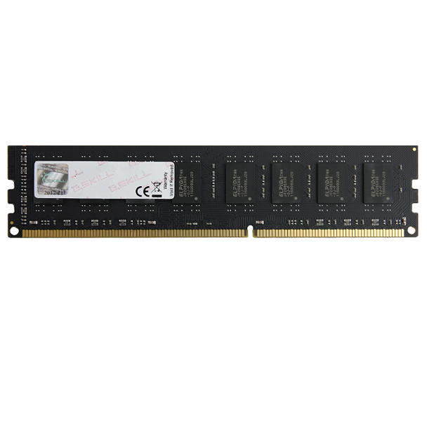 Image for G.Skill 8GB DDR3-1600 Single Channel