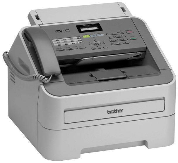 Product image for Brother MFC-7240 Mono Laser Printer | AusPCMarket.com.au