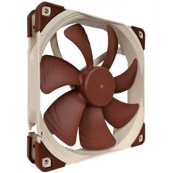Product image for Noctua NF-A14 140mm FLX 1200RPM Fan | AusPCMarket Australia