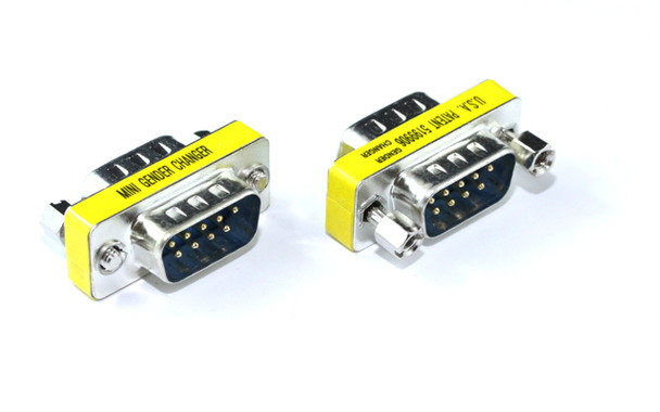 Product image for DB9M/M Gender Changer | AusPCMarket Australia