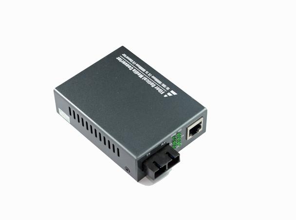 Product image for 10/100/1000M SC Singlemode Media Converter | AusPCMarket Australia