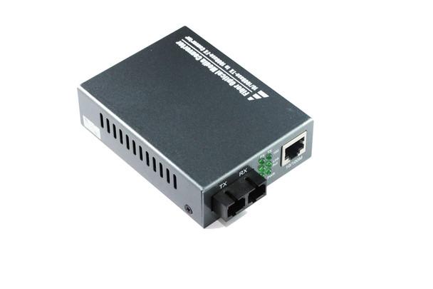 Product image for 10/100M SC Singlemode Media Converter   AusPCMarket Australia