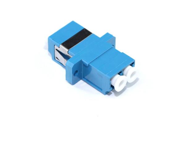 Product image for LC-LC Fibre Singlemode Duplex Adaptor   AusPCMarket Australia