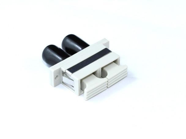 Product image for SC-ST Fibre Multimode Duplex Adaptor   AusPCMarket Australia