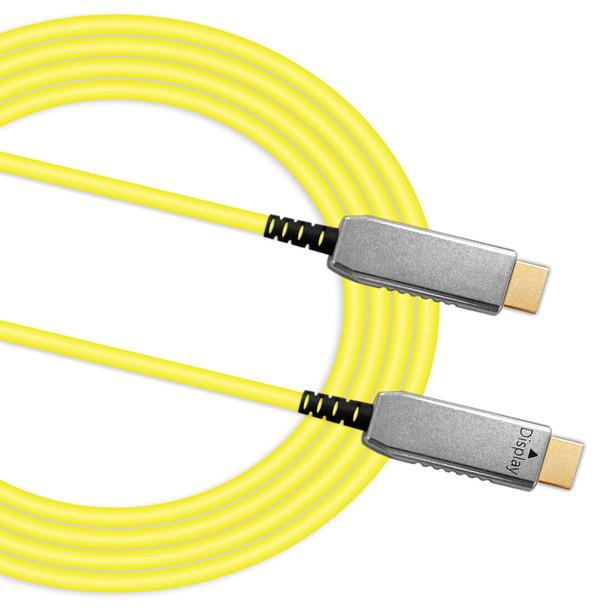 Product image for 20M Fibre Optic Hybrid HDMI Cable | AusPCMarket Australia
