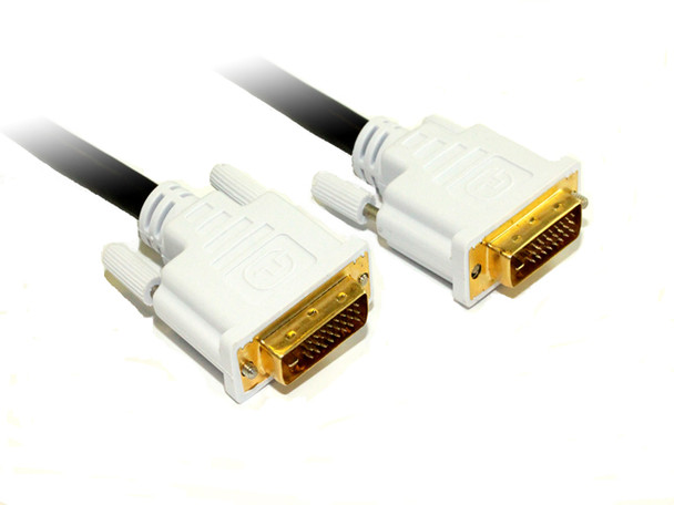 Product image for 1M DVI Digital Dual Link Cable | AusPCMarket Australia