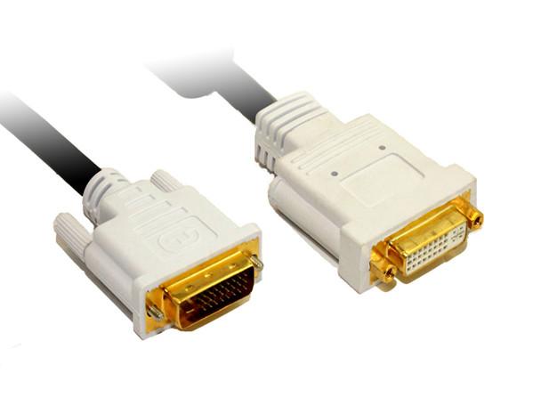 Product image for 2M DVI-D Extension Cable   AusPCMarket Australia