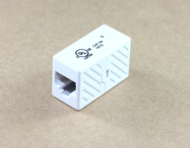 Product image for CAT5e Inline Joiner/Coupler | AusPCMarket Australia