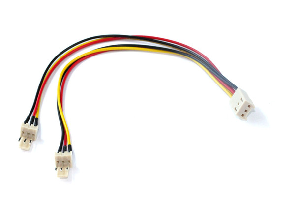 Product image for Small 3Pin Power Splitter Cable | AusPCMarket Australia