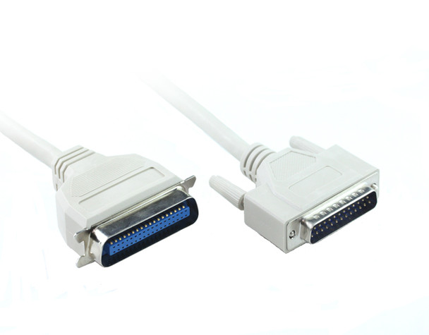 Product image for 3M DB25M To Centronic 36M Printer Cable | AusPCMarket Australia