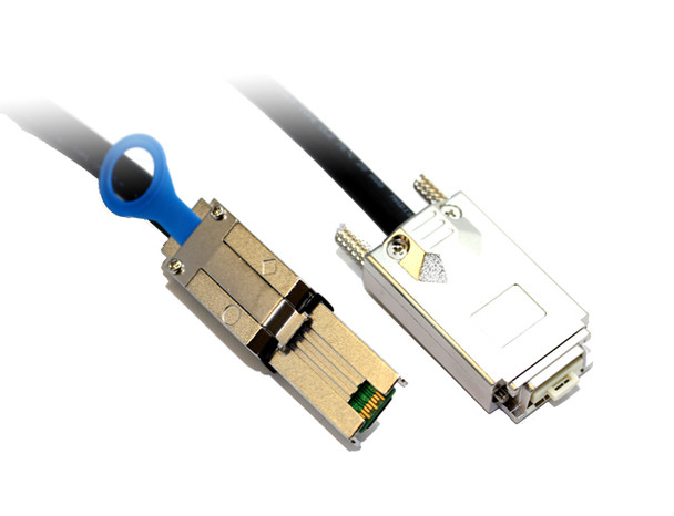 Product image for 2M Mini SAS To SAS Cable | AusPCMarket.com.au