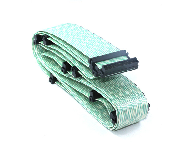 Product image for 225CM ULTRA320 Cable With 10 Connectors   AusPCMarket Australia