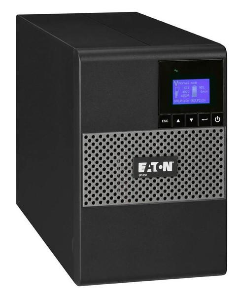 Product image for Eaton 5P 850VA / 600W Line Interactive Tower UPS - 5P850AU   AusPCMarket Australia