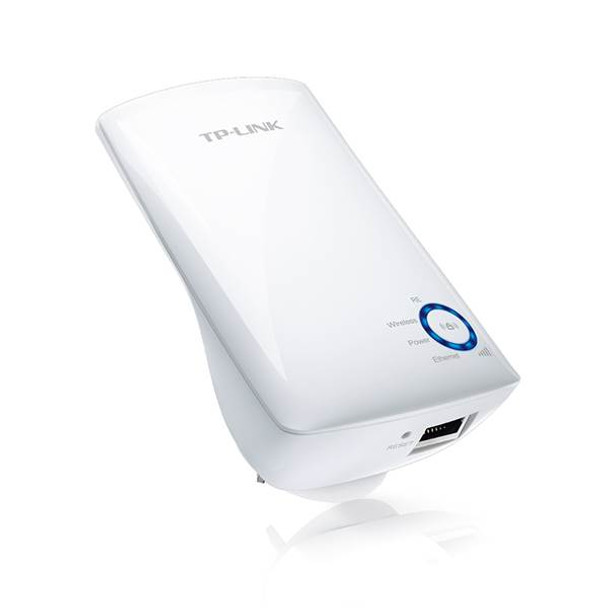 Product image for TP-Link TL-WA850RE 300Mbps Universal WiFi Range Extender   AusPCMarket Australia