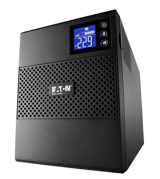 Product image for Eaton 5SC 1000VA/700W Line Interactive Sine Wave Mini Tower UPS 5SC1000i | AusPCMarket Australia