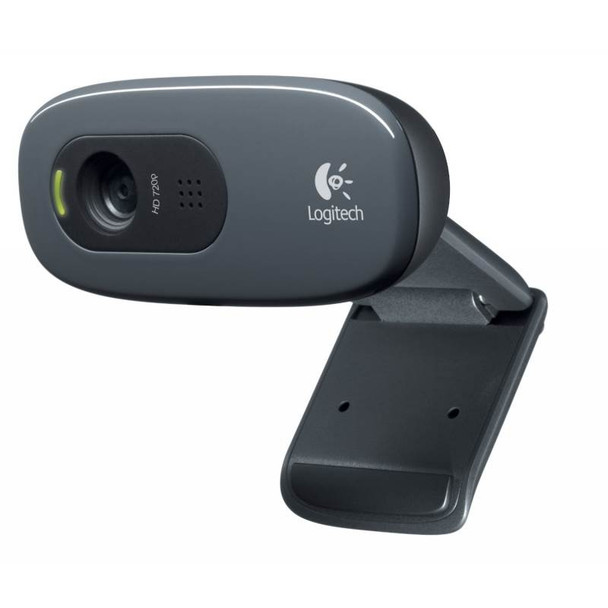 Product image for Logitech C270 HD Webcam | AusPCMarket Australia