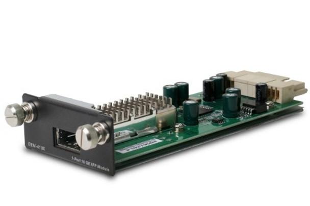 Product image for D-Link 1Slot 10GBit Xfp Uplink Module Dgs-3400/3600 Dws-3026/4026   AusPCMarket Australia