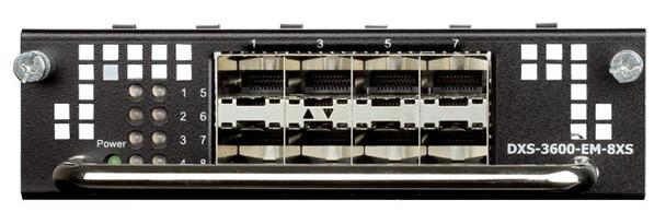 D-Link 8-Port X 10G Sfp+ Module For Dxs-3600-Series Product Image 2