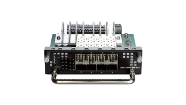 Product image for D-Link 8-Port X 10G Sfp+ Module For Dxs-3600-Series   AusPCMarket Australia