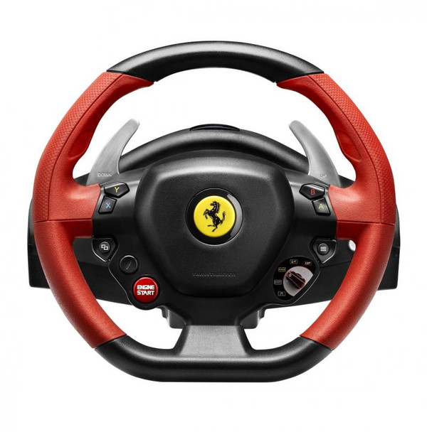 Thrustmaster Ferrari 458 Spider Racing Wheel for Xbox One Product Image 3