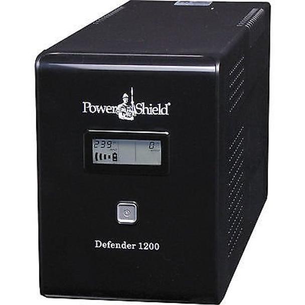 Product image for Powershield Defender 1200Va 720W Comm | AusPCMarket Australia