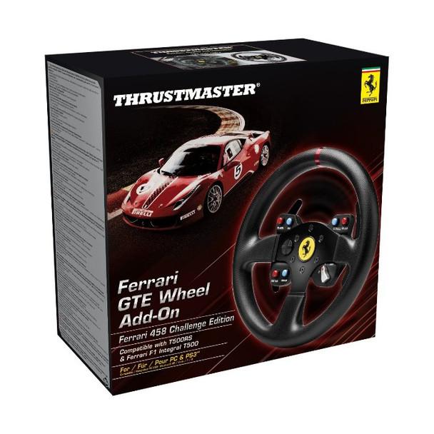 Thrustmaster Ferrari 458 Challenge Wheel Add-On Product Image 5