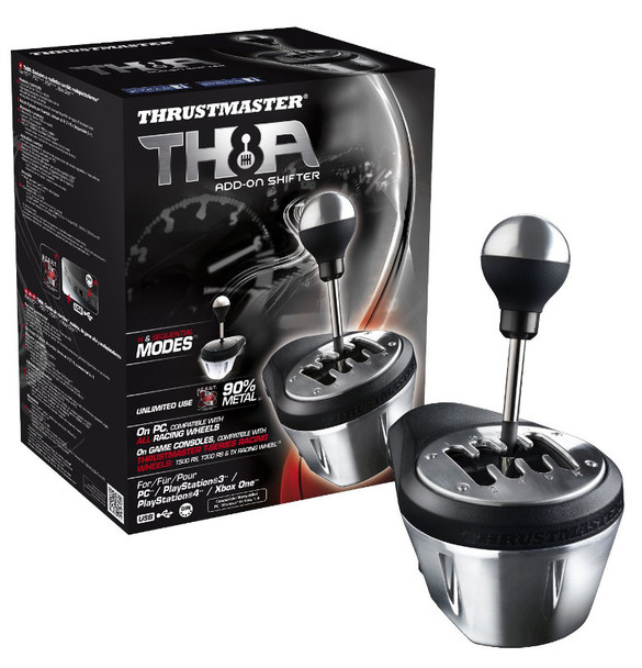 Thrustmaster TH8A Gearbox For PC, PS3, PS4 & Xbox One Product Image 4