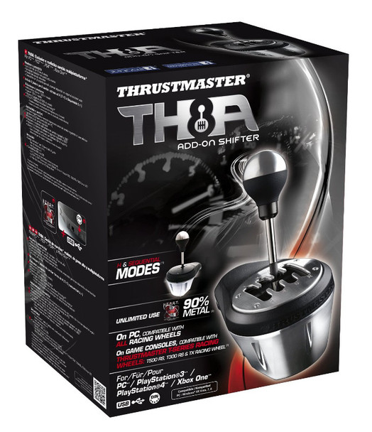 Thrustmaster TH8A Gearbox For PC, PS3, PS4 & Xbox One Product Image 5