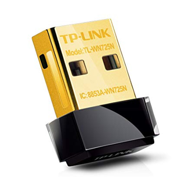 Product image for TP-Link TL-WN725N 150Mbps Wireless N Nano USB Adapter | AusPCMarket Australia