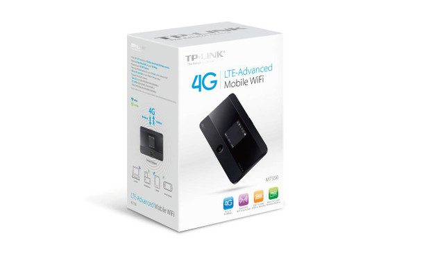 TP-Link M7350 4G LTE-Advanced Mobile WiFi Product Image 4