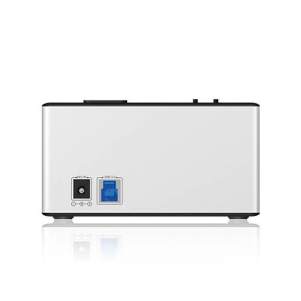 ICY BOX 4 Bay Dock for 2.5 & 3.5 Inch SATA HDD/SSD Product Image 3