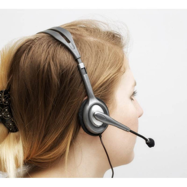 Logitech H110 Stereo Headset Product Image 2