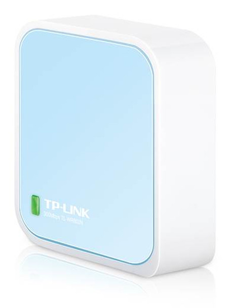 TP-Link TL-WR802N 300Mbps Wireless N Nano Router Product Image 3