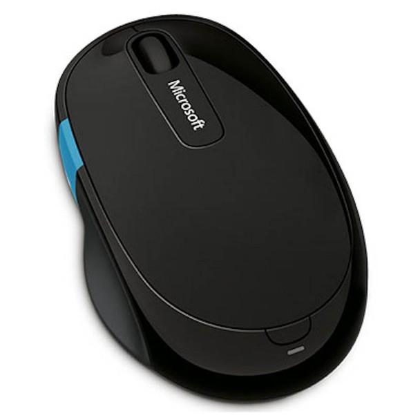 Microsoft Bluetooth Sculpt Comfort Mouse - Black Product Image 5
