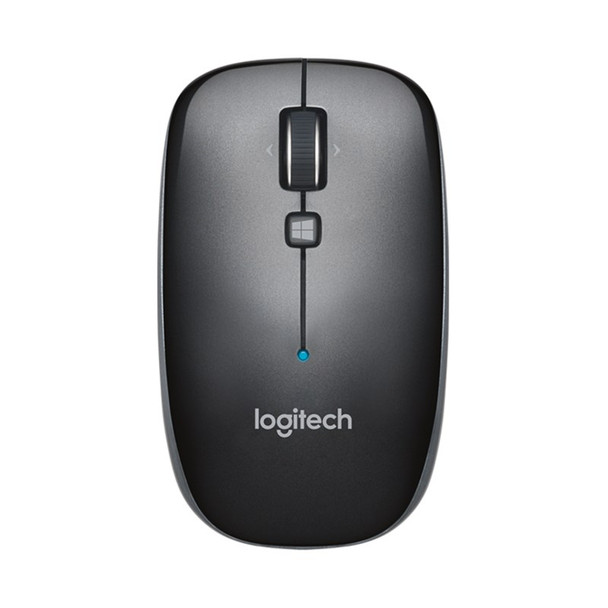 Logitech M557 Bluetooth Mouse - Grey Product Image 2