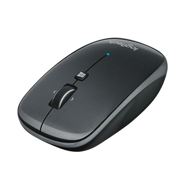 Logitech M557 Bluetooth Mouse - Grey Product Image 3